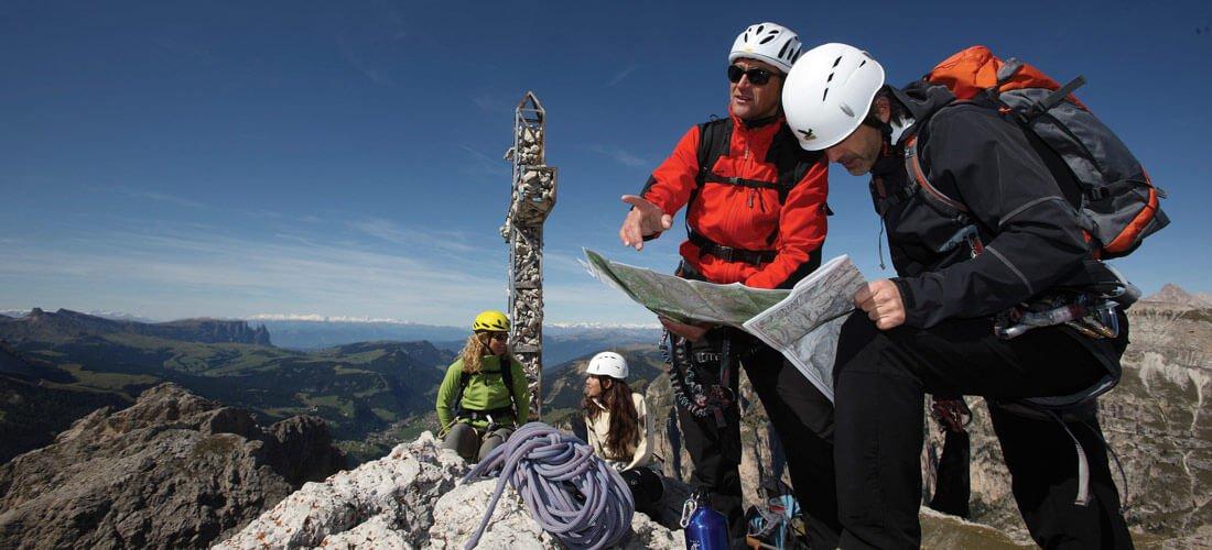 Climbing – steep attractions surrounding Merano