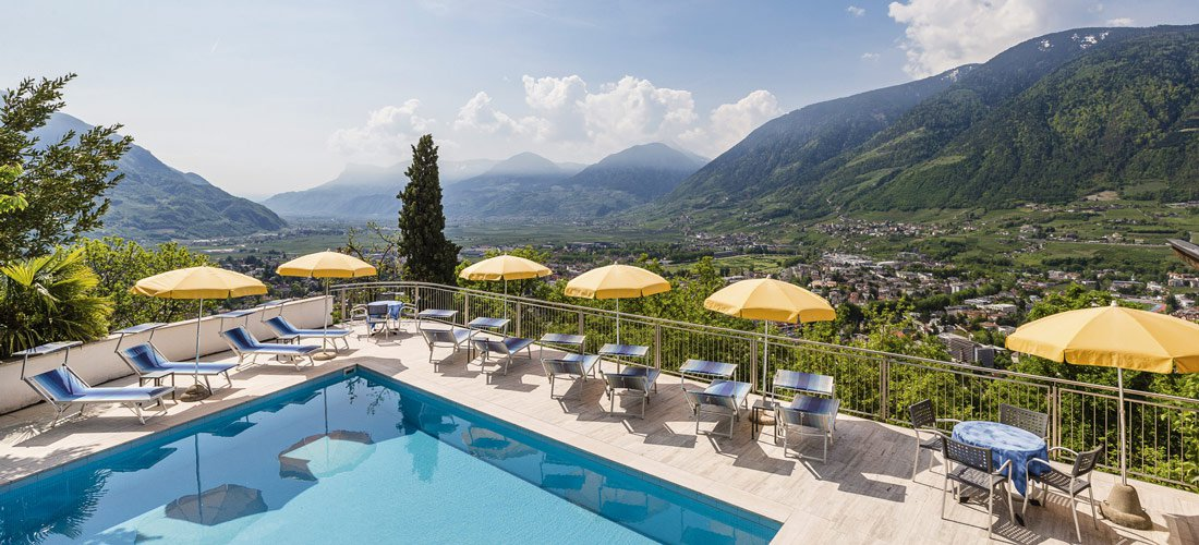 Hotel Bellevue: Ihr Hotel in Dorf Tirol – Südtirol