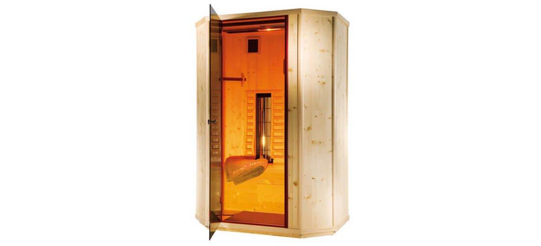 La cabina a infrarossi ¬ Physiotherm – la salute plus