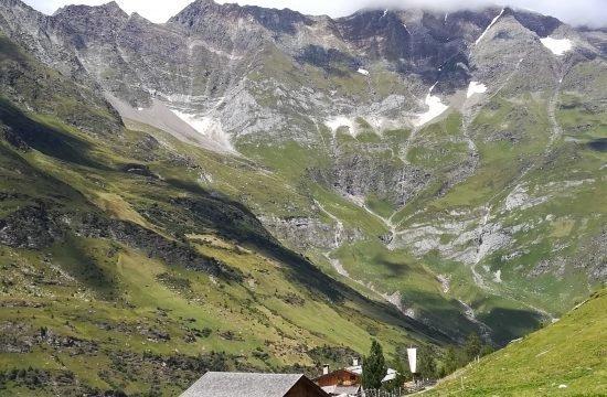 Escursione Pfelders agosto 2020