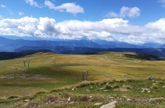 Escursione al Corno del Renon settembre 2020