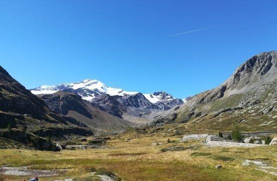 Escursione nella bellissima Val Martello settembre 2020