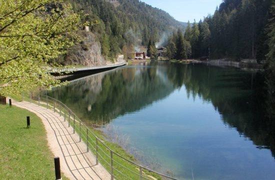Genusstour zum Lago Smeraldo Mai 2019