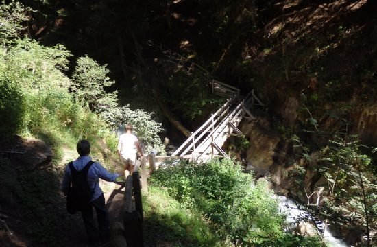 Wanderung Waalweg Schluderns September 2019