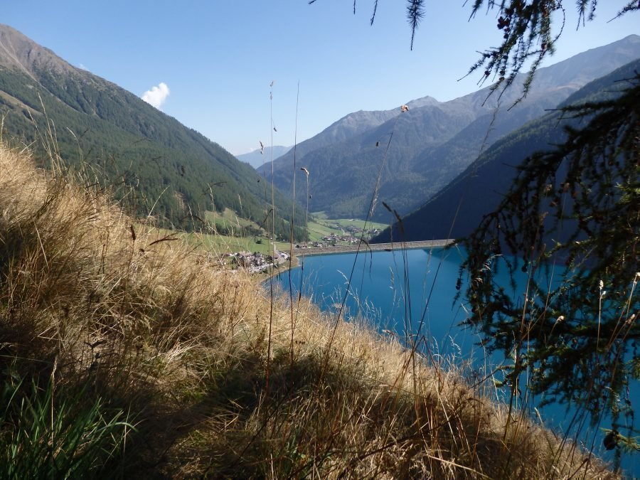 Alla scoperta della bella Val Senales settembre 2020