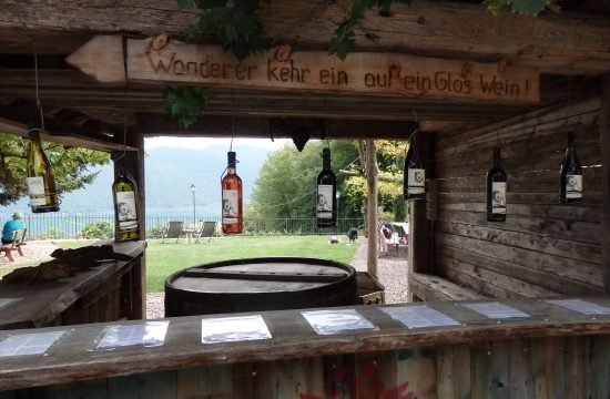 Escursione al Castello di Altenburg a Caldaro settembre 2020