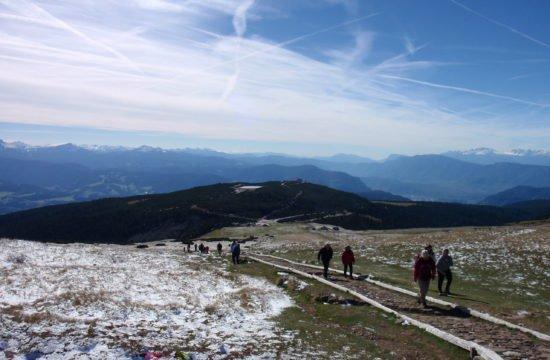 Wanderung am Rittnerhorn Oktober 2018