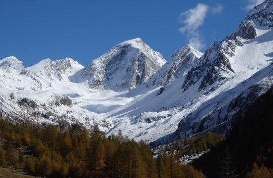 Escursione a Val di Fosse ottobre 2020