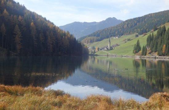 Wanderung Sarntal Oktober 2019