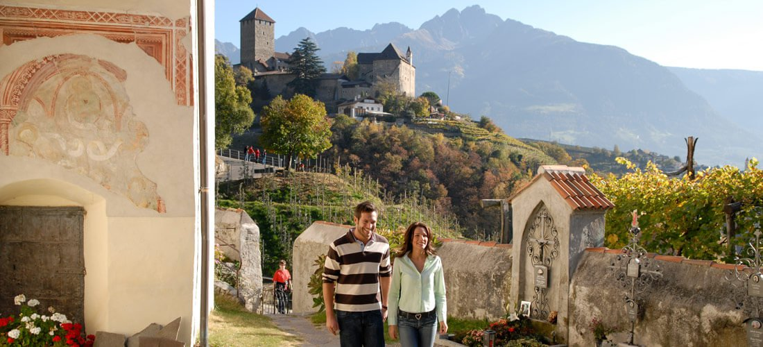 A wealth of opportunities on your romantic holiday in South Tyrol