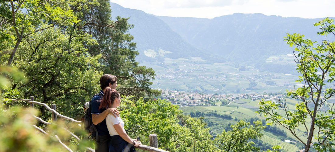 Your romantic hotel in South Tyrol - Spend a gorgeous holiday for two in Merano and Environs