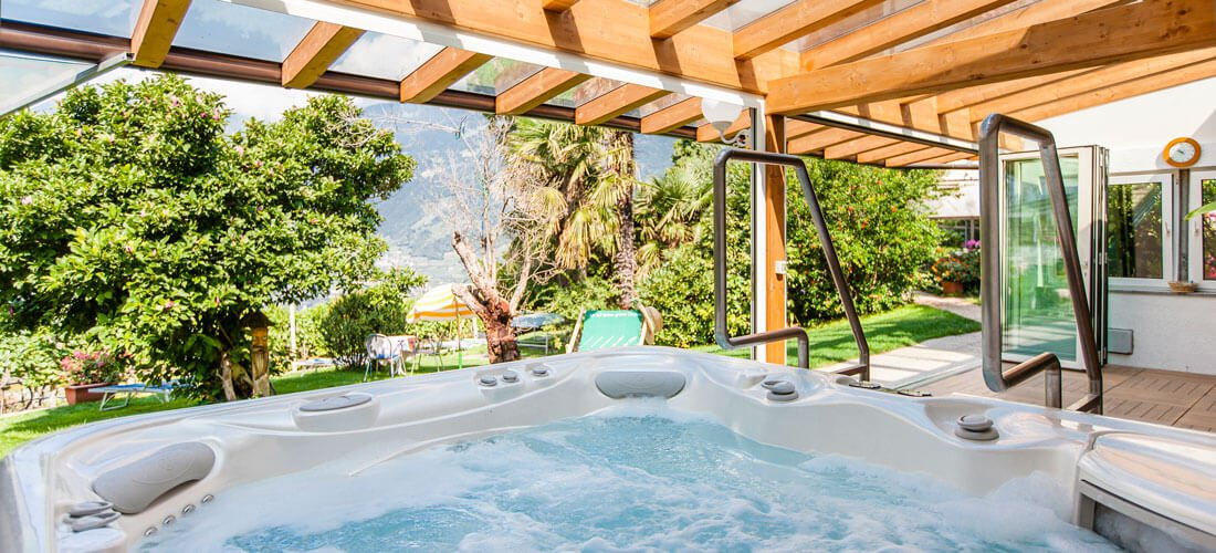 Il vostro hotel-spa a Tirolo: Trascorrete le vostre vacanze wellness nel Meranese!